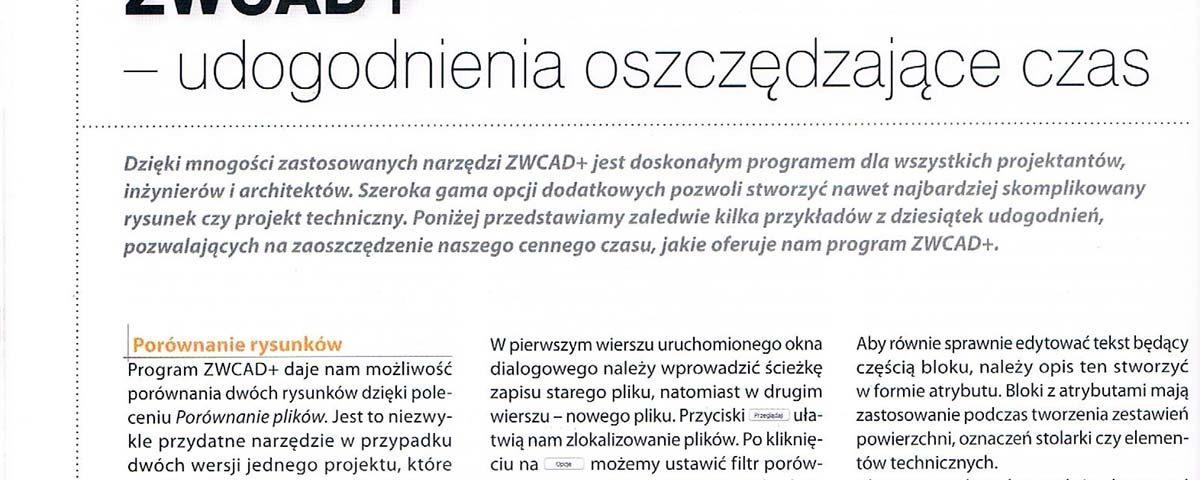 zwcad 2012 pl
