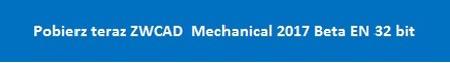 Zwcad Beta 2017 Mechanical